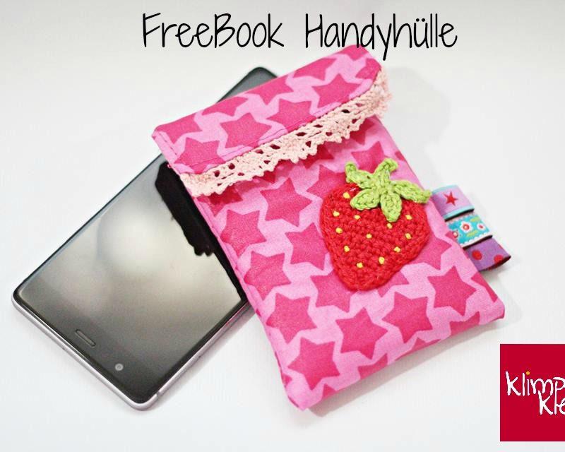 Freebook Handyhülle