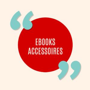 Ebooks Accessoires