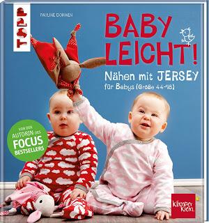 """Die besondere Inhaltsangabe von """"Nähen mit Jersey – Babyleicht!"""""""
