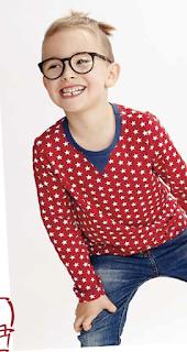 KLIMPERKLEIN: Basicshirt und schmales Mädchenshirt