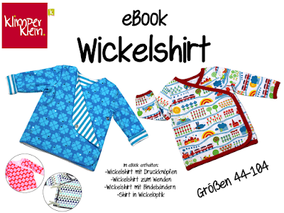 eBook Wickelshirt online!
