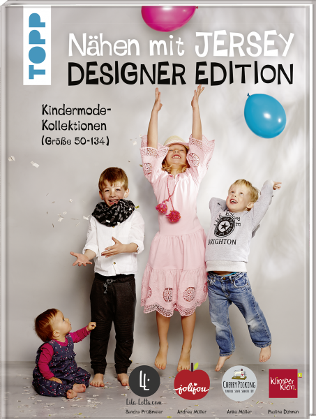 Lookbook – Nähen mit Jersey Designer Edition